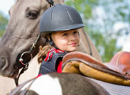 kids horse riding lessons melbourne