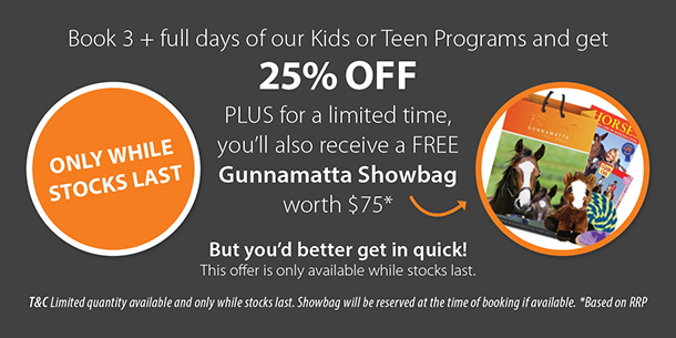 Kids and Teen Program Showbag Special