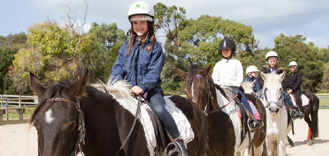 Gunnamatta-Trail-Rides-school-holiday-Program-activity-mornington-peninsula